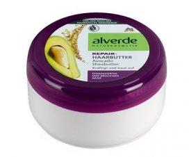 Alverde Repair Haarbutter Avocado & Sheabutter