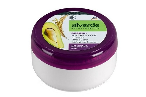 Alverde Repair Haarbutter Avocado & Sheabutter