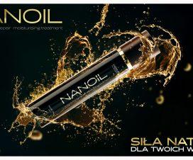 Nanoil hair oil - najlepszy w pielęgnacji włosów