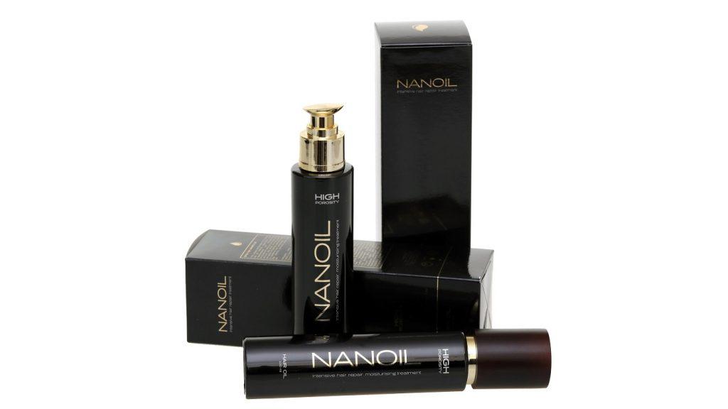 olejek Nanoil alternaatywa dla masła do włosów