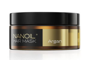 NANOIL ARGAN HAIR MASK - MASKA DO WŁOSÓW Z ARGANEM